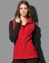Fleece Vest Women
